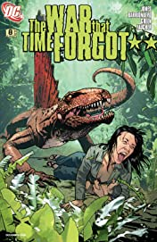 The War That Time Forgot (2008-2009) #8