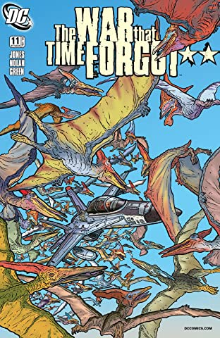 The War That Time Forgot (2008-2009) #11