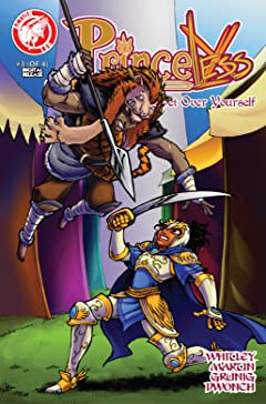 Princeless Vol. 2 #3 (of 4)