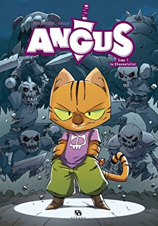 Angus Tome 1: Le Chaventurier