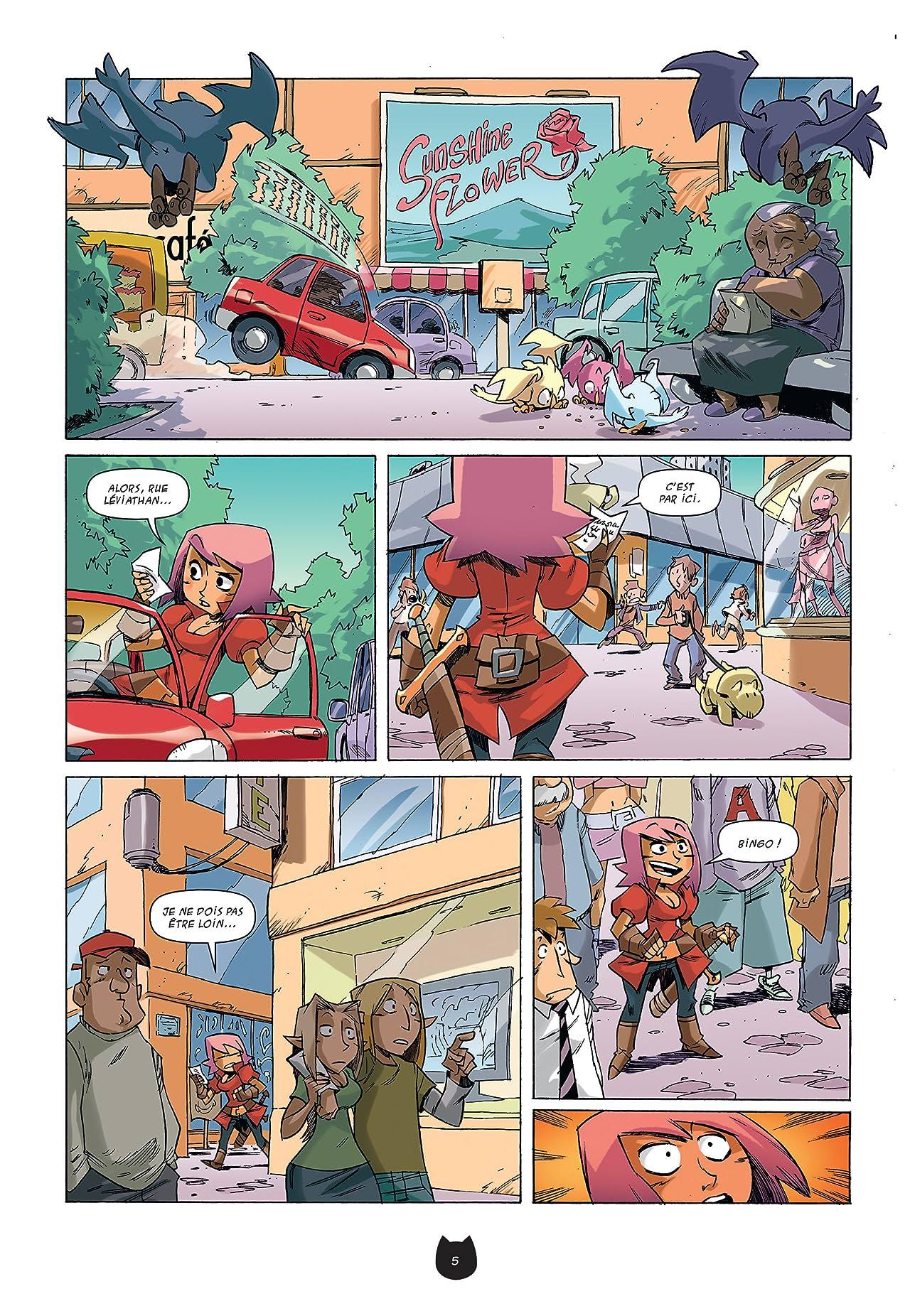 Angus Vol. 1: Le Chaventurier