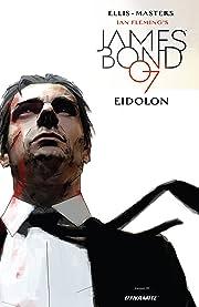 James Bond (2015-2016) #11: Digital Exclusive Edition
