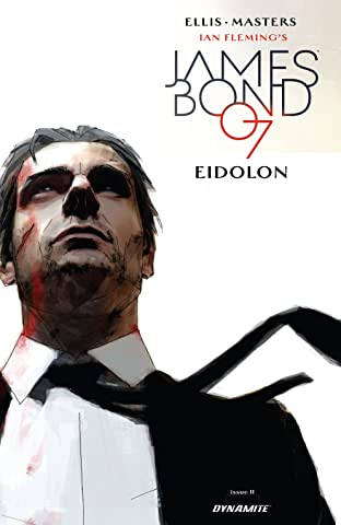 James Bond (2015-2016) #11: Digital Exclusive Edition