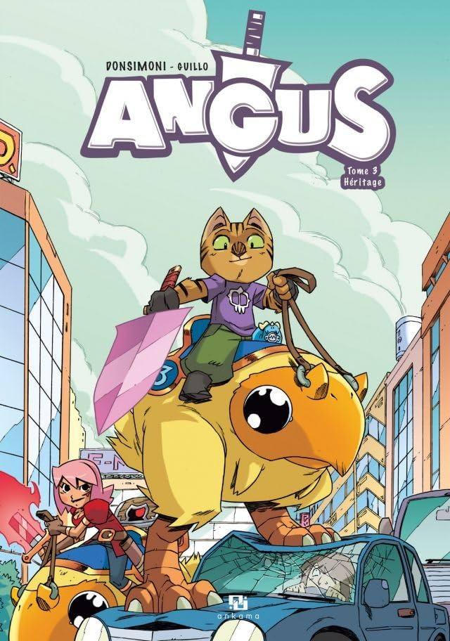 Angus Vol. 3: Héritage