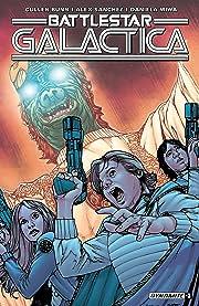 Classic Battlestar Galactica Vol. 3 #3: Digital Exclusive Edition