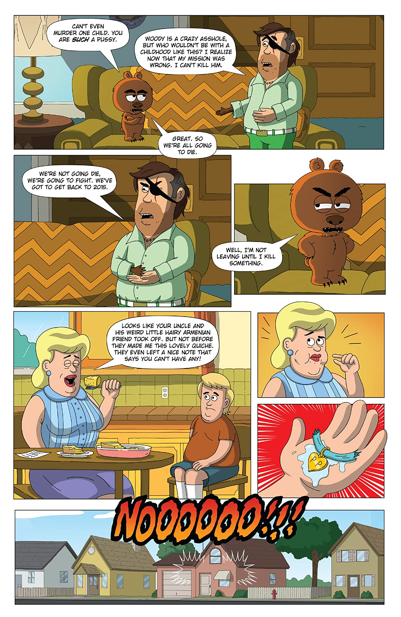 Brickleberry #4