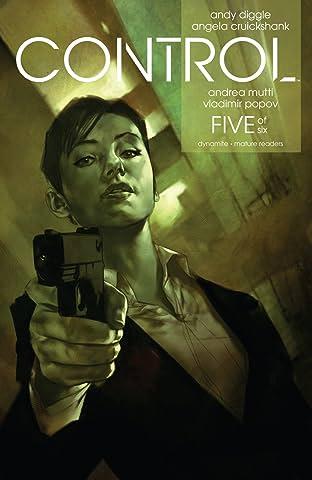 Control #5: Digital Exclusive Edition