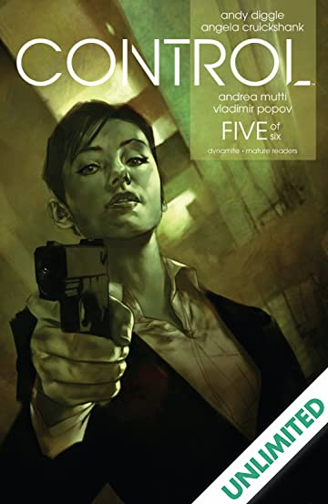 Control #5: Digital Exclusive Edition