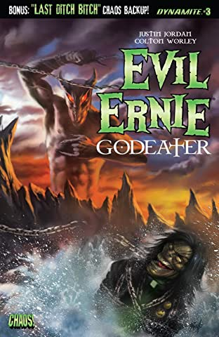 Evil Ernie: Godeater #3: Digital Exclusive Edition