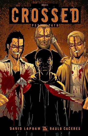 Crossed: Psychopath #3
