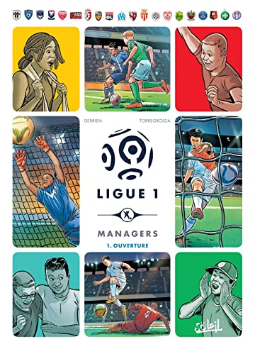 Ligue 1 Managers Vol. 1: Ouverture