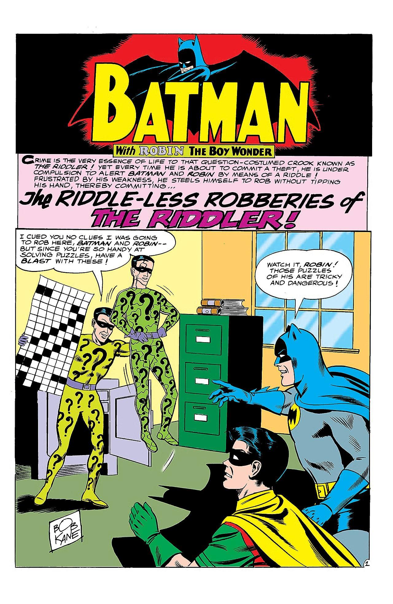Batman (1940-2011) #179
