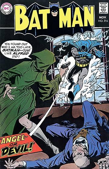 Batman (1940-2011) #216