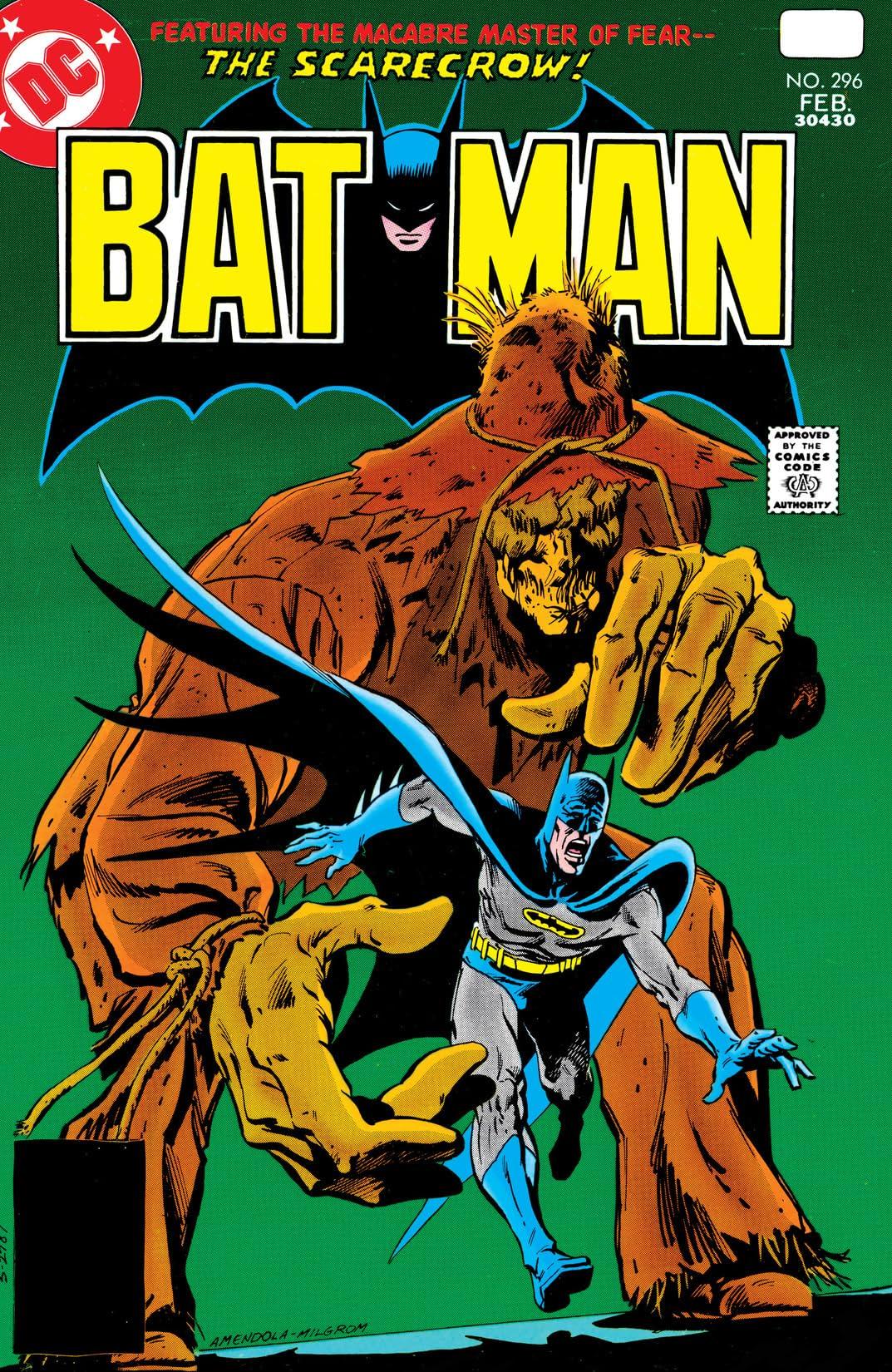 Batman (1940-2011) #296
