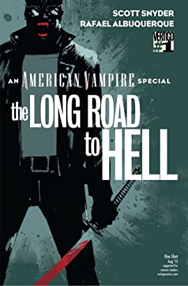 American Vampire: The Long Road To Hell No.1