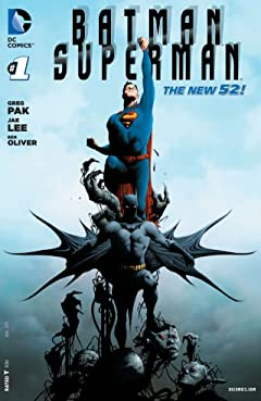 Batman/Superman (2013-2016) #1