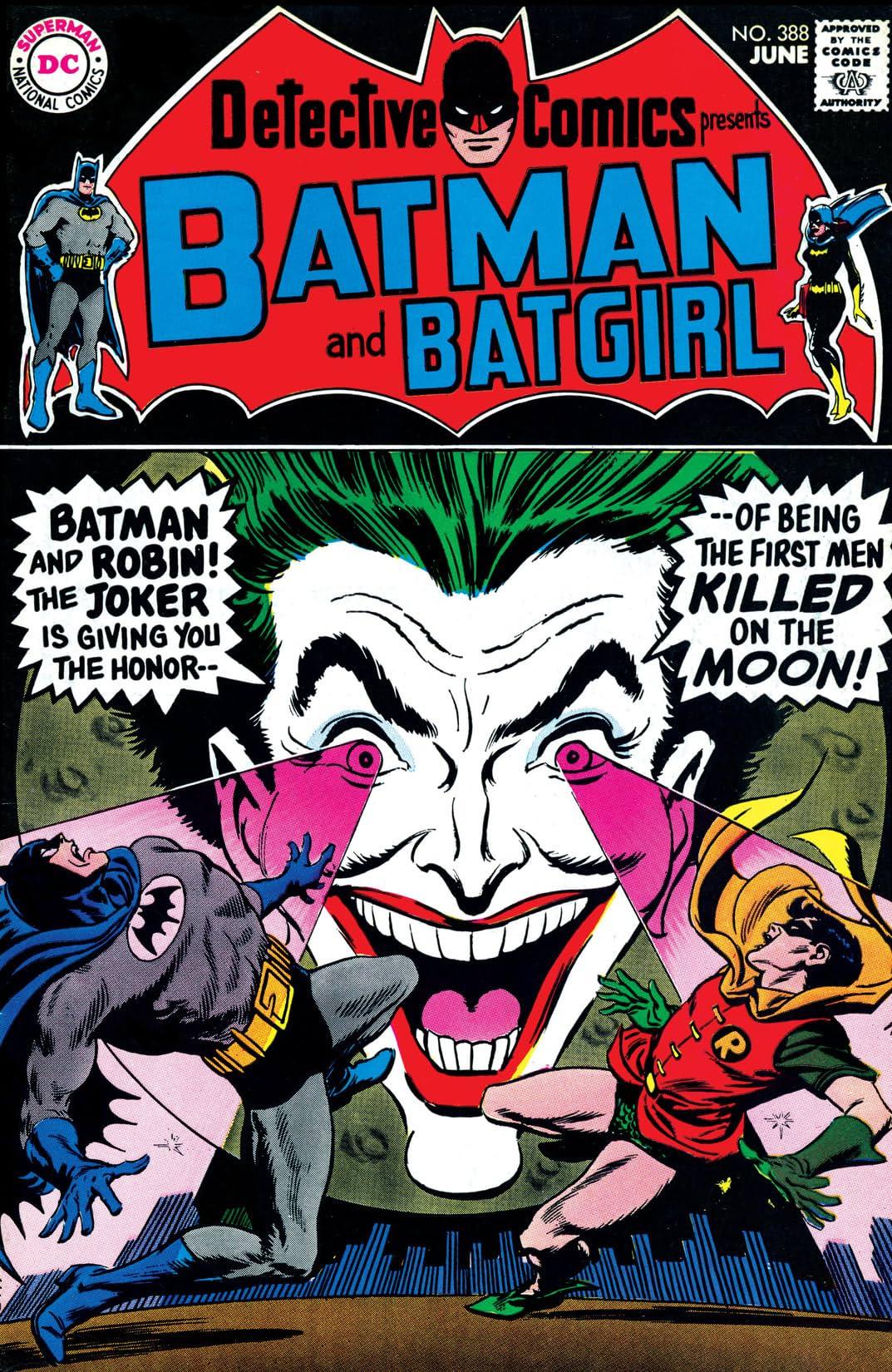 Detective Comics (1937-2011) #388