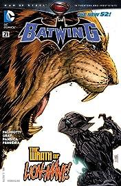 Batwing (2011-2014) #21