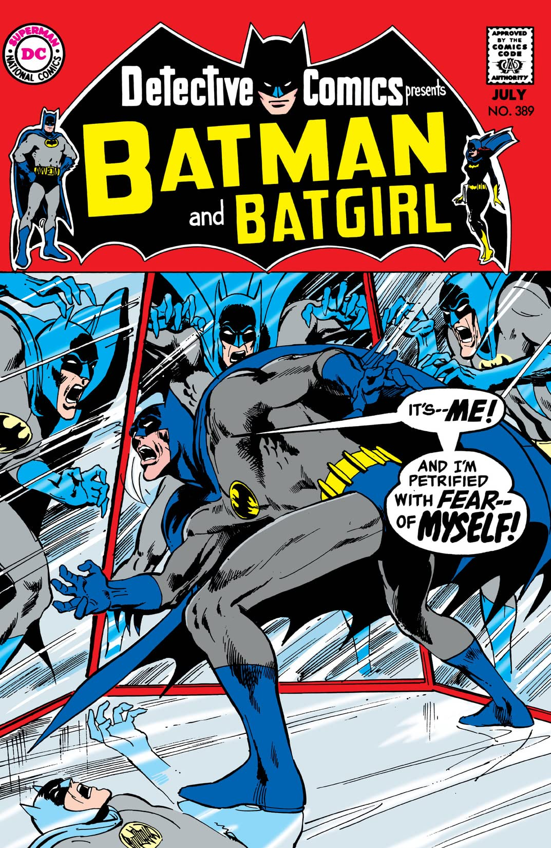Detective Comics (1937-2011) #389