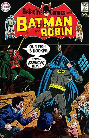 Detective Comics (1937-2011) #390