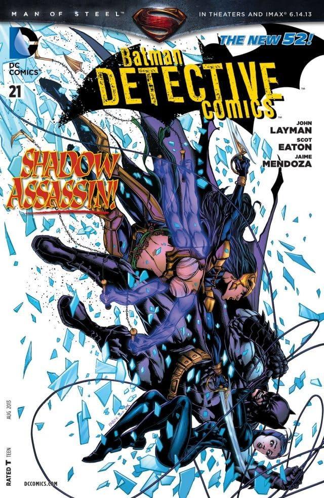 Detective Comics (2011-2016) #21
