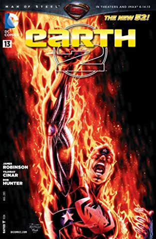 Earth 2 (2012-2015) No.13