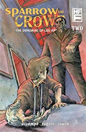 Sparrow & Crowe: The Demoniac of Los Angeles #2
