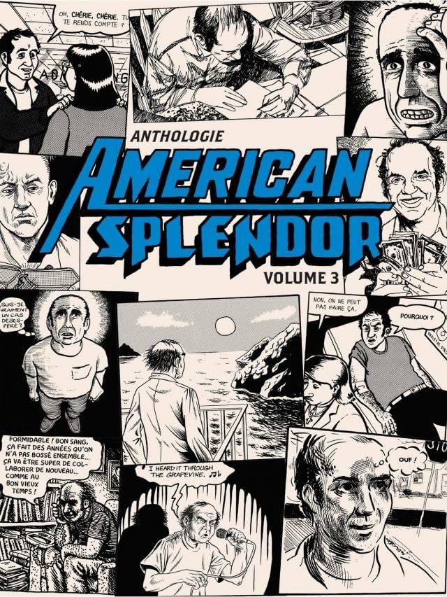 Anthologie American Splendor Vol. 3