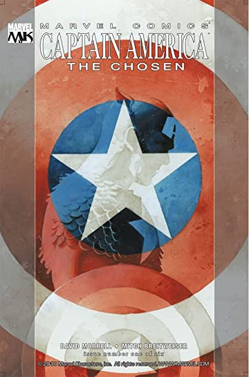 Captain America: The Chosen #1 (of 6)