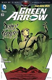 Green Arrow (2011-2016) No.21
