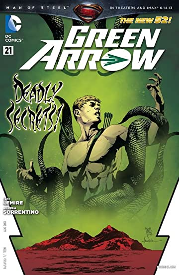 Green Arrow (2011-) #21