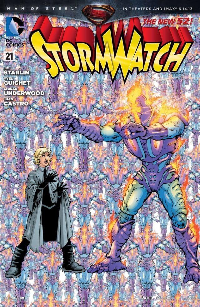 Stormwatch (2011-2014) #21