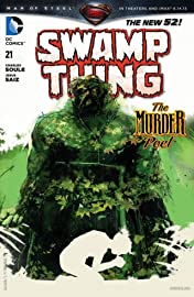 Swamp Thing (2011-2015) #21