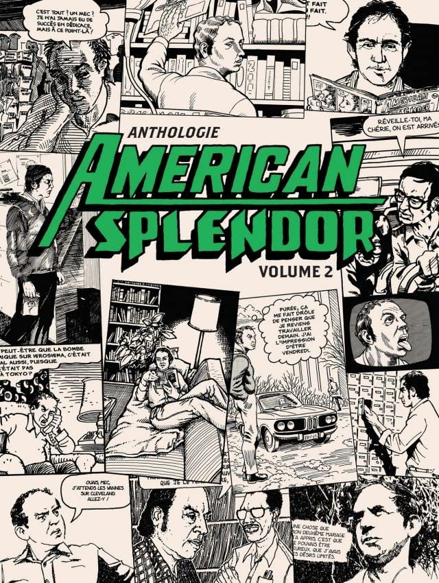 Anthologie American Splendor Vol. 2