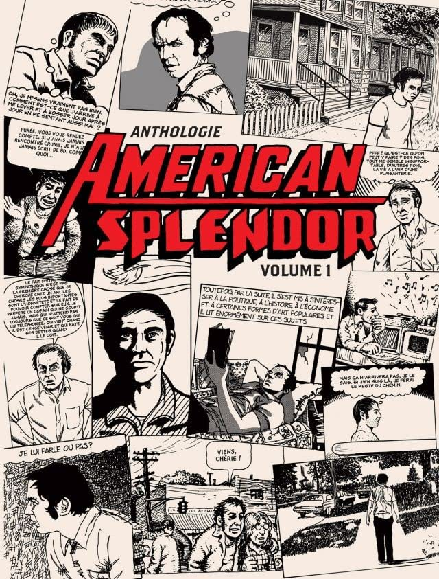 Anthologie American Splendor Vol. 1