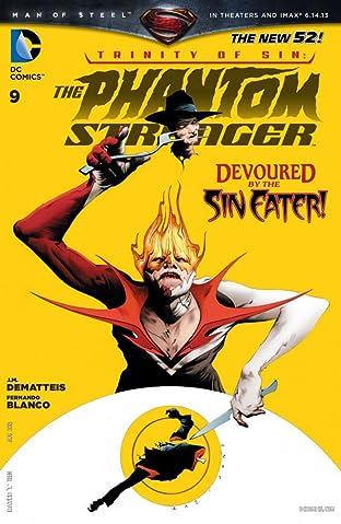 The Phantom Stranger (2012-2014) No.9