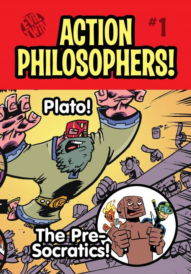 Action Philosophers #1: The Pre-socratics and Plato!