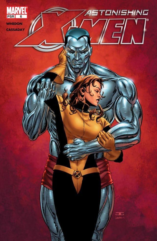 Astonishing X-Men (2004-2013) #6