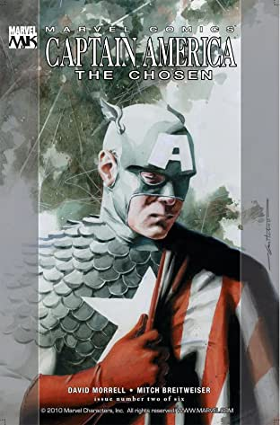 Captain America: The Chosen #2 (of 6)