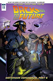 Back to the Future #11