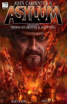 John Carpenter's Asylum #12