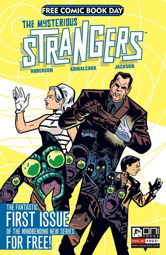 FCBD: The Mysterious Strangers #1