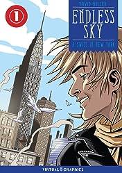 Endless Sky Vol. 1: Zurich-New York, one way
