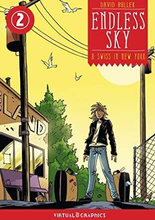 Endless Sky Vol. 2: Sex, Comics & Rock 'n' Roll