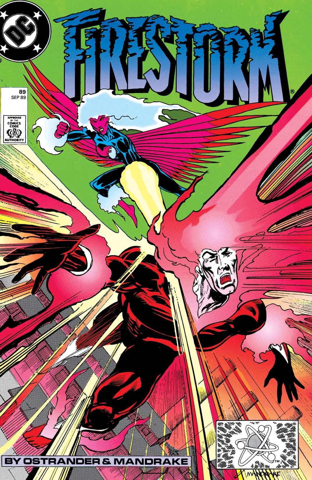 Firestorm: The Nuclear Man (1982-1990) #89