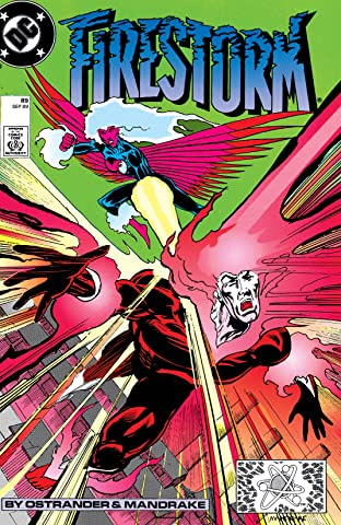 Firestorm: The Nuclear Man (1982-1990) #89