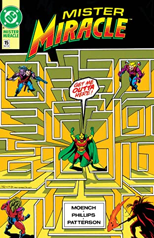 Mister Miracle (1989-1991) #15
