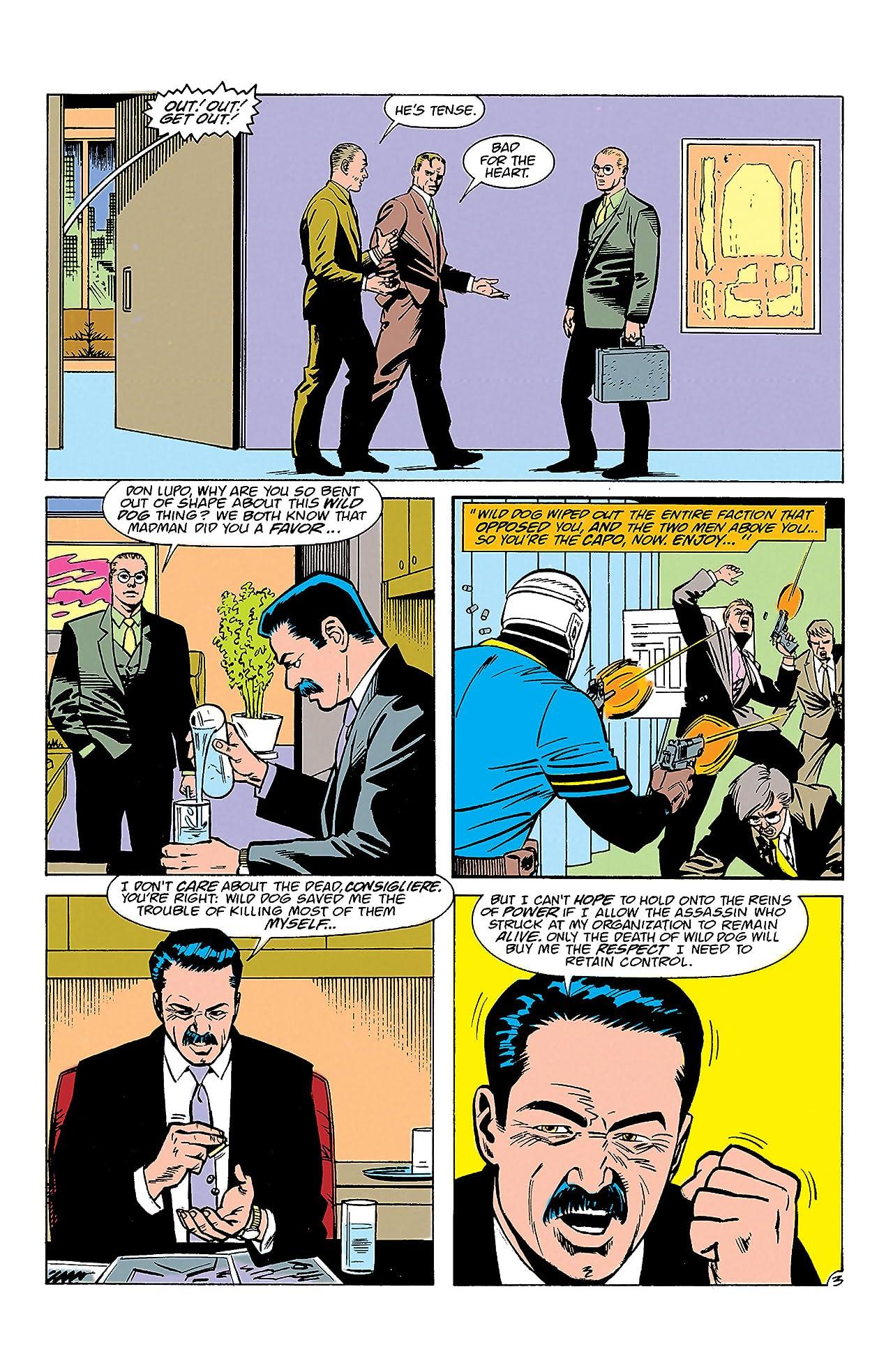 Wild Dog Special (1989) #1