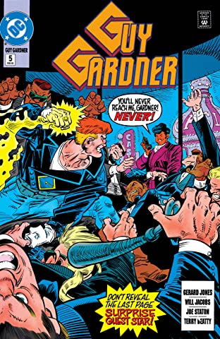 Guy Gardner: Warrior (1992-1996) #5