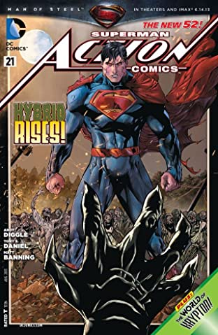 Action Comics (2011-2016) No.21